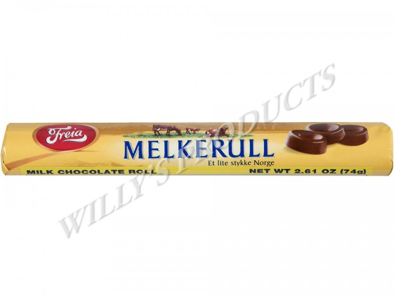 Freia Milk Chocolate Roll